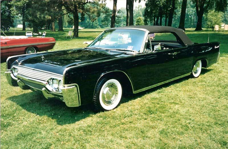 Clic 60's Lincolns | Brewer Clic Lincoln