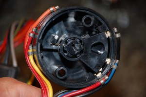 Upper Back Panel Limit Switch Rebuild